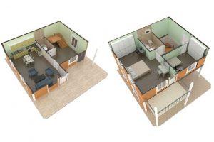 112 m2 Plan A
