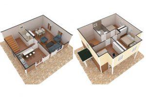 114 m2 Plan A