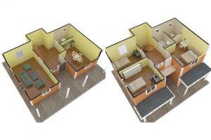 148 m2 Plan A