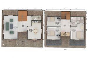 148 m2 Plan B
