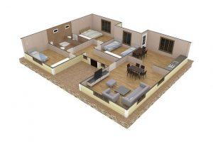 149 m2 Plan B