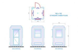 150X150 - Fiberglass Security