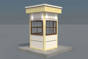 150 x 150 Metropol Container