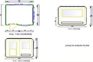 270 X 270 - Fiberglass Security & Buffet